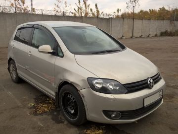 VIN код Volkswagen Golf Plus II.