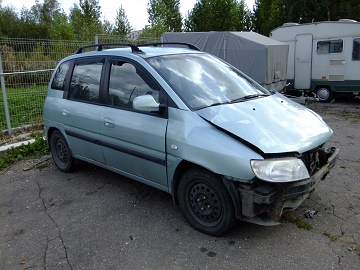 Hyundai Matrix I.